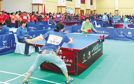 海南社区乒乓球邀请赛真热闹!刘国梁和两位世界冠军将亲临19日决赛