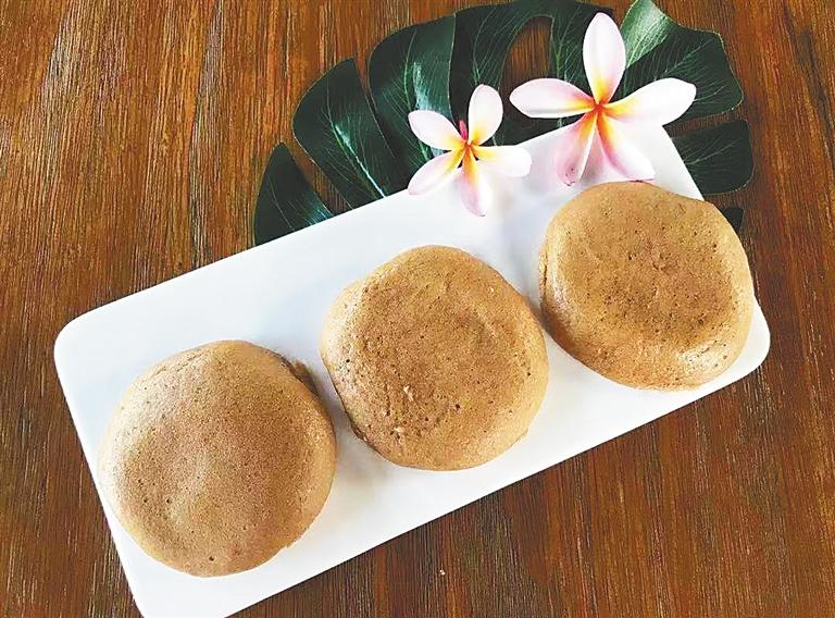 澄迈中兴镇红糖发糕:软香甜糯的幸福滋味